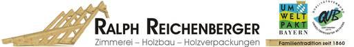 Logo Ralph Reichenberger